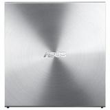 Externí DVD mechanika Asus SDRW-08U5S-U slim - stříbrná
