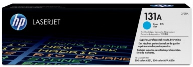 Toner HP CF211A, 1,8K stran originální - modrý