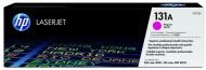 Toner HP CF213A, 1,8K stran originální - červený