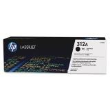 Toner HP 312A. 2400 stran originální - černý
