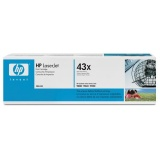 Toner HP 43X, 30000 stran originální - černá