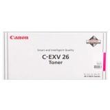 Toner Canon C-EXV26M, 6000 stran originální - červený