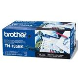 Toner Brother TN-135BK, 5000 stran originální - černý
