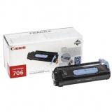 Toner Canon CRG-706, 5000 stran originální - černý
