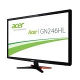"""Monitor Acer GN246HLBbid 24"""",LED, TN, 1ms, 100000000:1, 350cd/m2, 1920 x 1080,"""