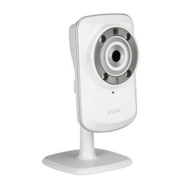 IP kamera D-Link DCS-932L - bílá