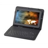 """Pouzdro na tablet s klávesnicí GoGEN univerzal 10,1"""", polohovací - černé"""