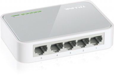 Switch TP-Link TL-SF1005D 5 port, 10/100 Mb/s