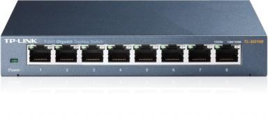 Switch TP-Link TL-SG108 8 port, Gigabit