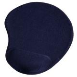 Podložka pod myš Hama Ergonomická gelová - modrá