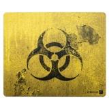 Podložka pod myš Connect IT Biohazard CI-194 - černá/žlutá