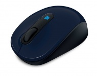 Myš Microsoft Sculpt Mobile /BlueTrack / 3 tlačítka / 1000dpi - modrá
