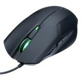 Myš Connect IT Battle / optická / 6 tlačítek / 2000dpi - černá