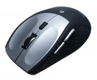 Myš Connect IT MB2000 / laserová / 5 tlačítek / 2400dpi - černá/stříbrná