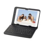 """Pouzdro na tablet s klávesnicí GoGEN univerzal 7,85"""", polohovací - černé"""