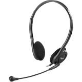 Headset Genius HS-M200C - černý