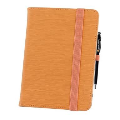 """Pouzdro na tablet polohovací GoGEN na 9,7"""" + stylus - oranžové"""