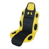 Potah sedadel Compass RACE černo-žlutý