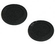 Příslušenství Koss molitanové náušníky pro PORTA PRO, 3 páry - černá