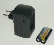 Nabíjecí souprava ACFR pro nabíjení Lithiové bat. CRV3 + 1x lithiová baterie CR-V3 1100mAh