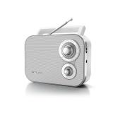 Radiopřijímač MUSE M-051RW, bílý