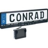 Kamera couvací Conrad bezdrátová v rámečku SPZ dnt RFK Integro 3.5