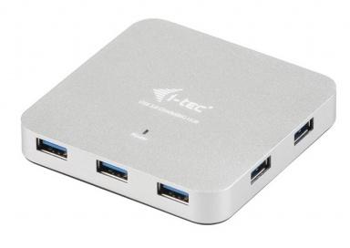 USB Hub i-Tec USB 3.0 7port Metal