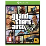 Hra RockStar Xbox One Grand Theft Auto V
