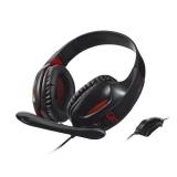 Headset Trust GXT 330 XL Endurance - černý