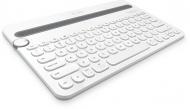 Klávesnice Logitech Bluetooth Keyboard K480 US - bílá
