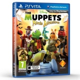 Hra Sony PS VITA Muppets Movie Adventures