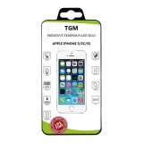 Tvrzené sklo TGM na Apple iPhone 5s/SE - průhledné