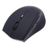 Myš Connect IT Travel s pouzdrem / laserová / 5 tlačítek / 1600dpi - černá