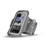 Pouzdro na mobil sportovní Celly Armband XXL - šedé