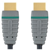 Kabel Bandridge Blue Blue HDMI 1.4, 1m