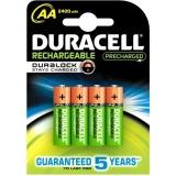 Baterie nabíjecí Duracell StayCharged AA 2400 mAh