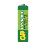 Baterie zinkochloridová GP Greencell AA, fólie 4ks