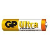 Baterie alkalická GP Ultra AA, fólie 2ks