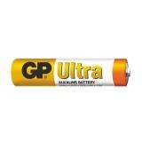 Baterie alkalická GP AAA, LR03, Ultra, fólie 2ks