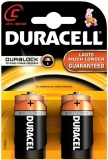 Baterie alkalická Duracell BASIC C 1400 K2