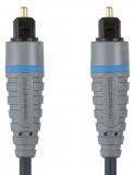 Kabel Bandridge optický, 0,5m, audio - eerný