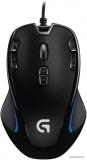 Myš Logitech Gaming G300s / laserová / 8 tlačítek / 2500dpi - černá