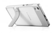 Kryt na mobil zadní Lenovo pro S850 - šedý