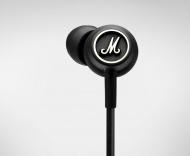Sluchátka Marshall Mode - černo/bílá