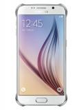 Kryt na mobil Samsung pro Galaxy S6 (EF-QG920BS) - stříbrný