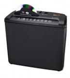 Skartovač Peach PS400-11, 5 listů/ 7L/ CD/ příčný řez