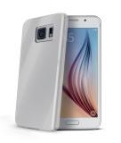 Kryt na mobil Celly Gelskin pro Samsung Galaxy S6 - průhledný