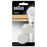 Náhradní kosmetická houbička Braun Face 80B