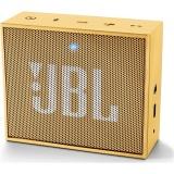 Přenosný reproduktor JBL GO, žlutý
