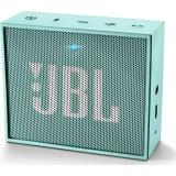 Přenosný reproduktor JBL GO, tyrkysový
